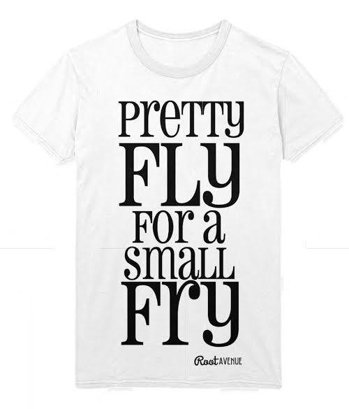 pretty fly for a small fry t shirt kids fashion envy