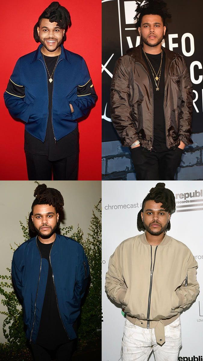 Style Profile: The Weeknd