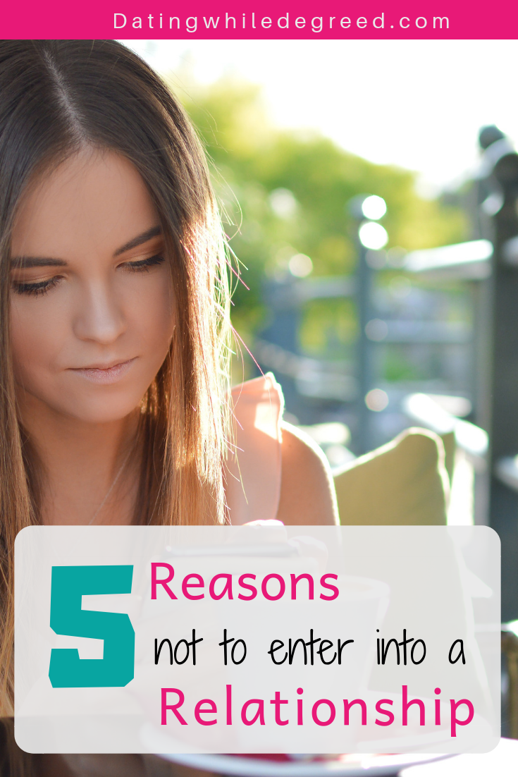 5 Signs You're Not Ready For a New Relationship ...