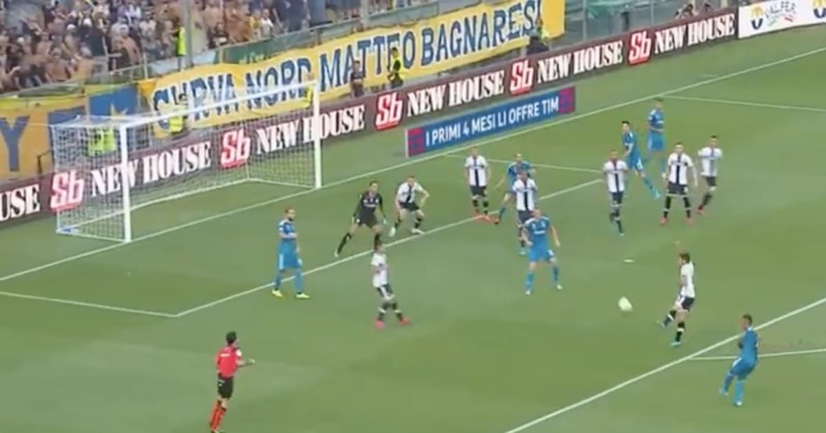 VIDEO ParmaJuventus 01 tutti gli highlights del match