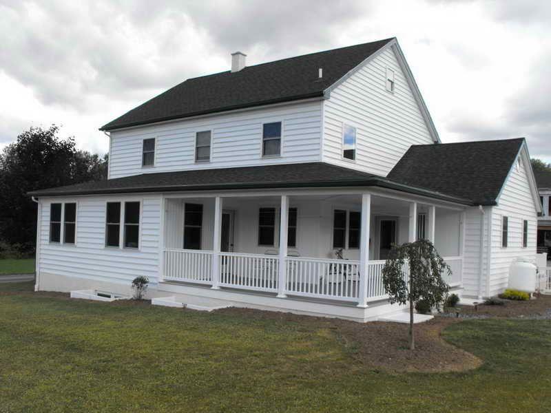 Photos Of Old Farmhouse Porches