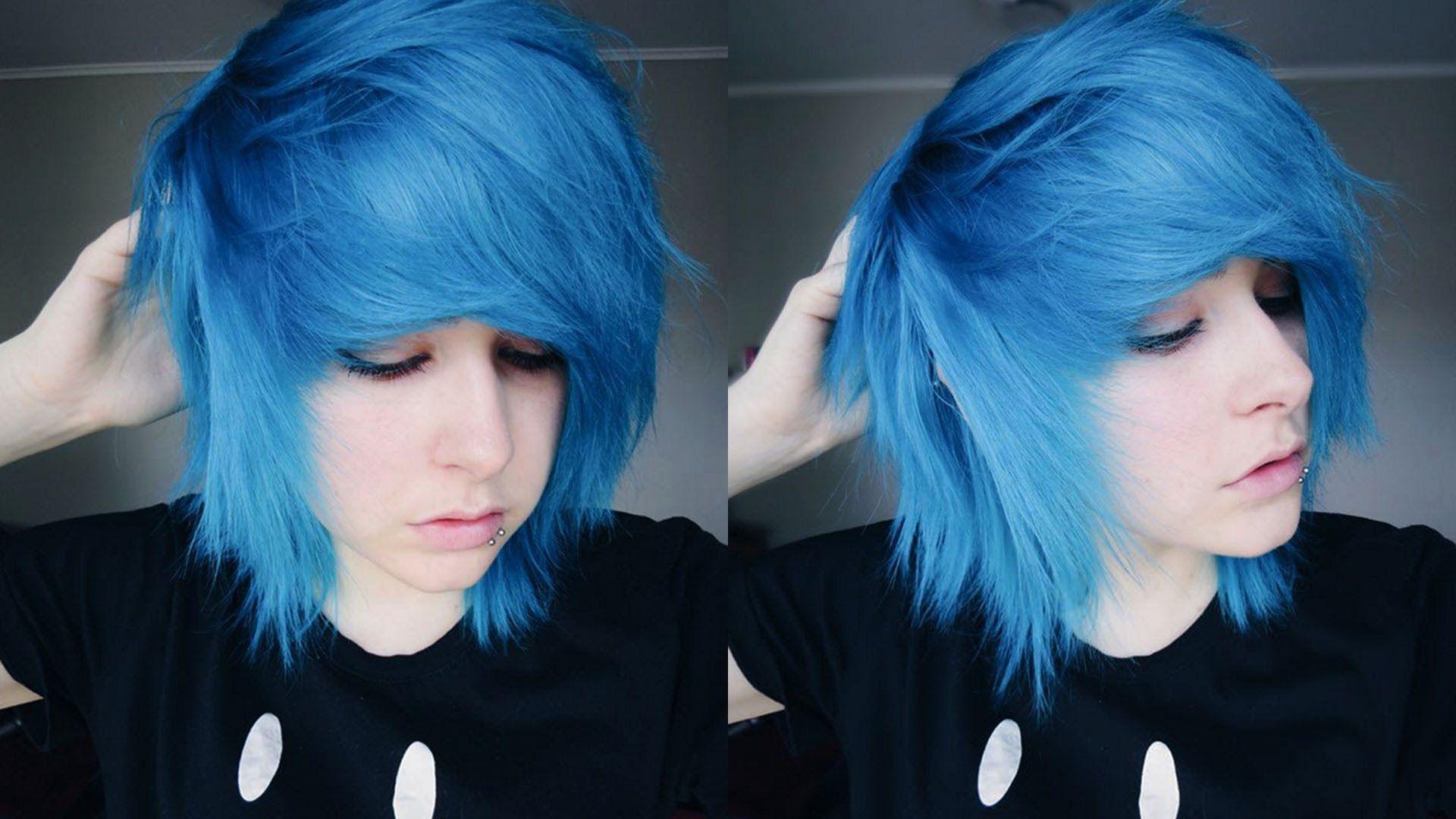 How to Style Short Scene/Emo Hair  Short emo hair, Short scene