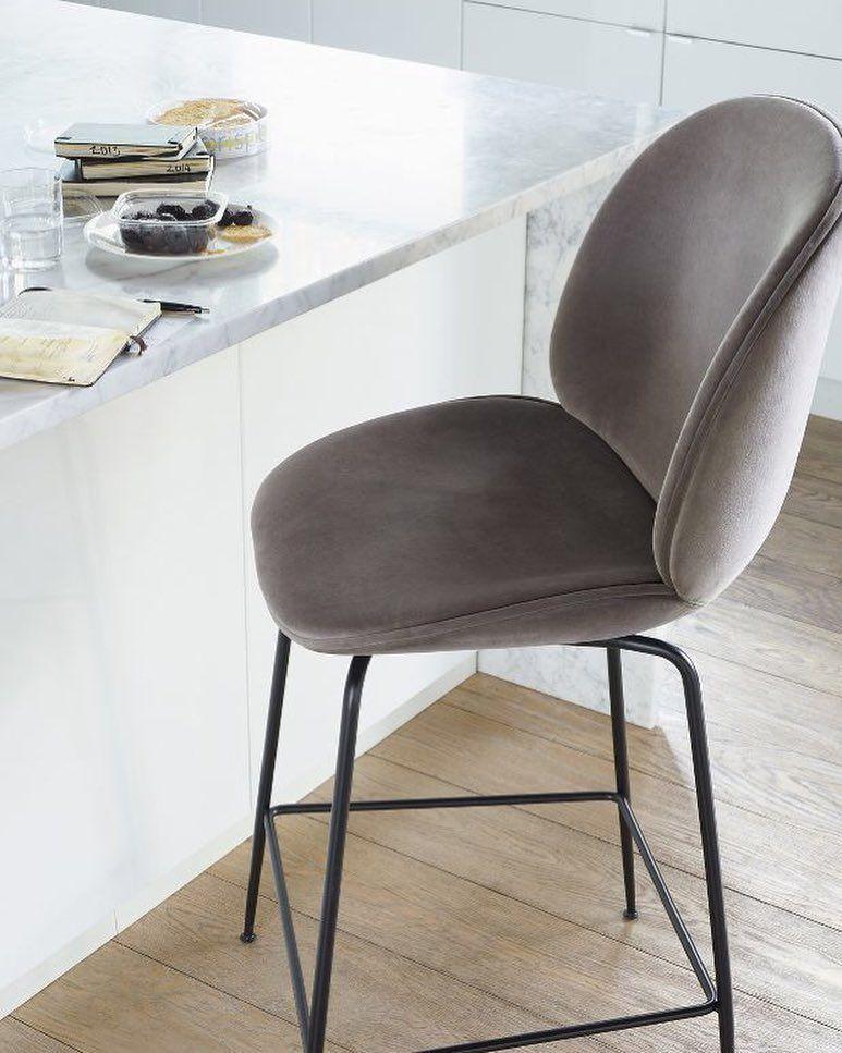 Gubi Beetle Bar Chair By Gamfratesi Gubi Kitchen In