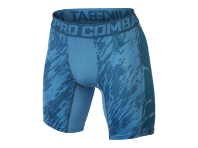 Nike Pro Combat Hypercool Compression Digital Rain Men's