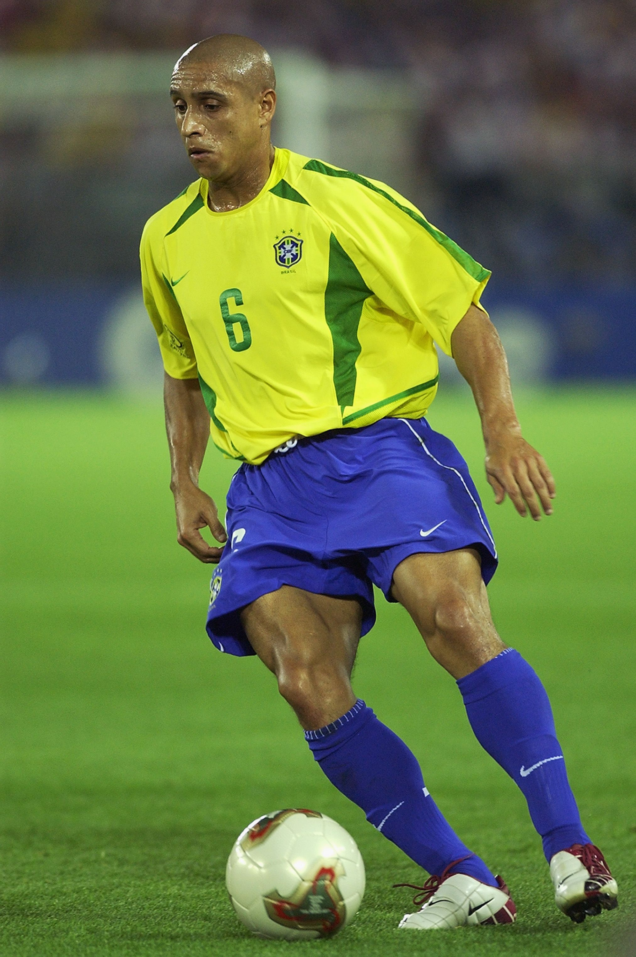 Roberto Carlos Football Players Fifa Football