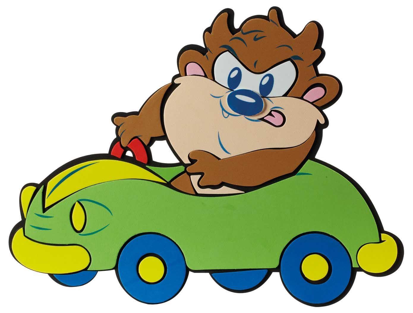 Looney toons taz baby taz car edium baby - Bebe looney tunes ...