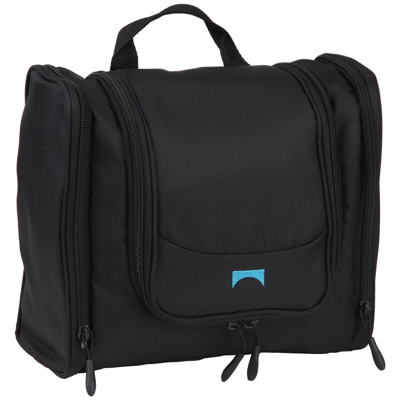 dd7e59053503 Premium Ballistic Nylon Hanging Toiletry Bag For Men and Women - Kit for  Shaving