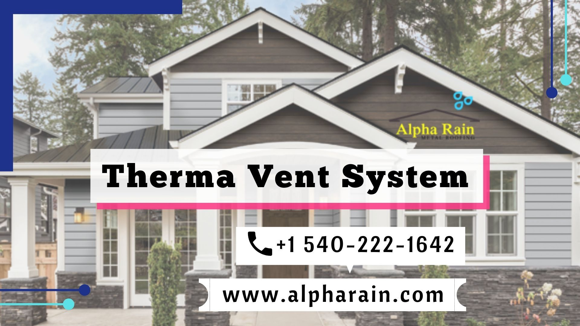 Install Therma Vent System By A Proper Technique Which Not Only Keeps Home Cool But Also Secure Mold And Mildew From Occurring Vented Home Cooler Save Energy