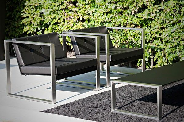 Fauteuils Cima Lounge Fuera Dentro JardinChic