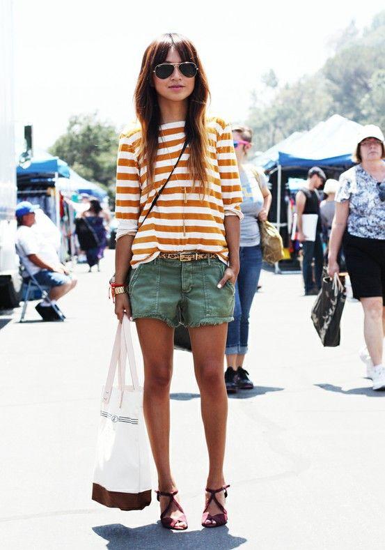Flea Market Fashion!