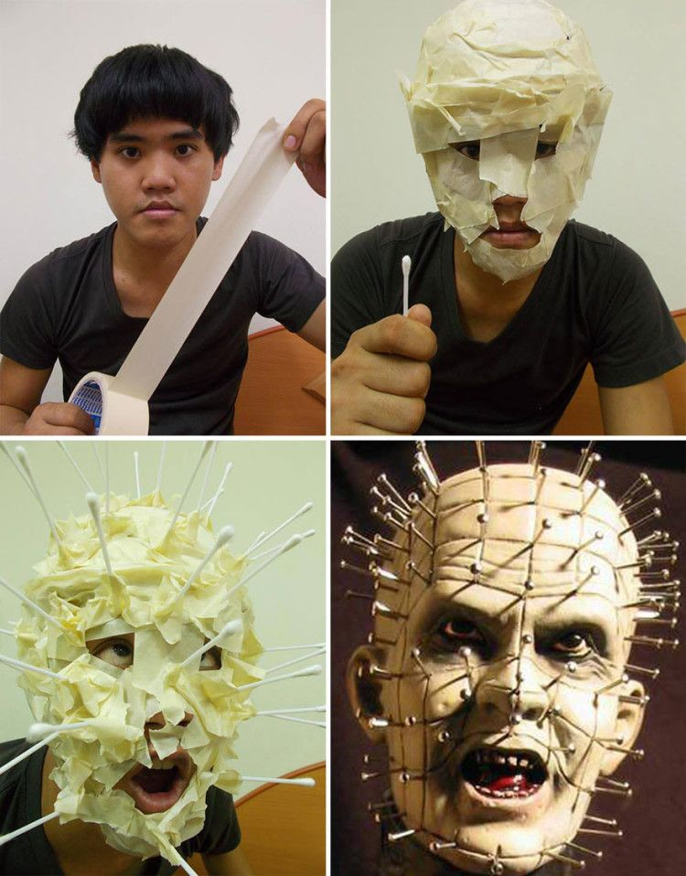 Cheap cosplay guy creates more lowcost costumes from
