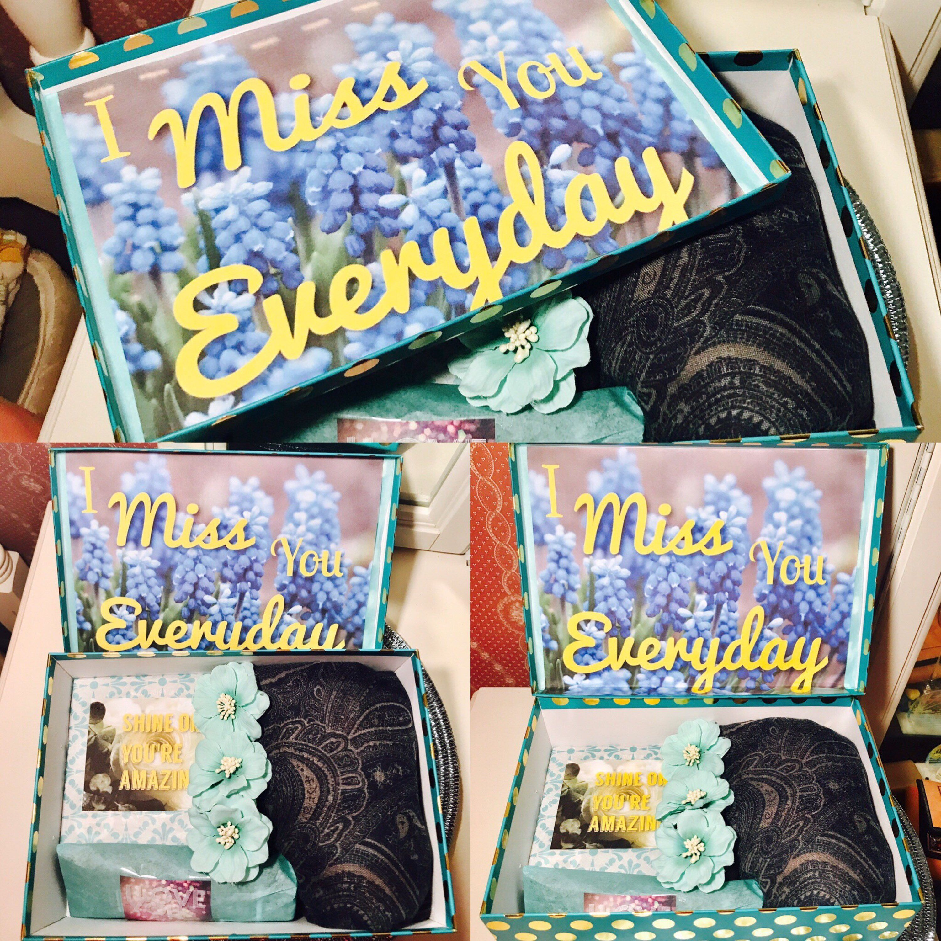 Do you miss her send her a youarebeautifulbox let her