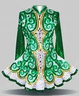 irish dancer halloween costumes - Irish Dancer Halloween Costume