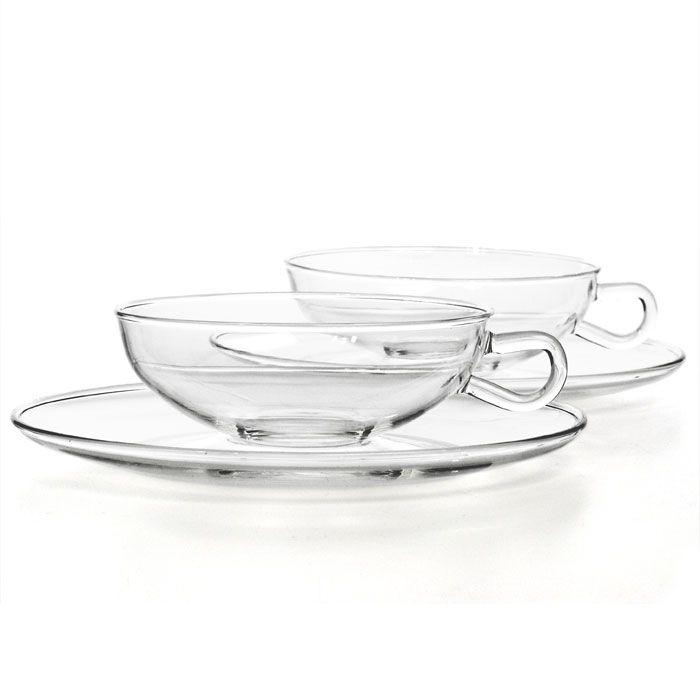 Teetassen Glas teetassen aus glas design wilhelm wagenfeld 1931 geblasenes glas