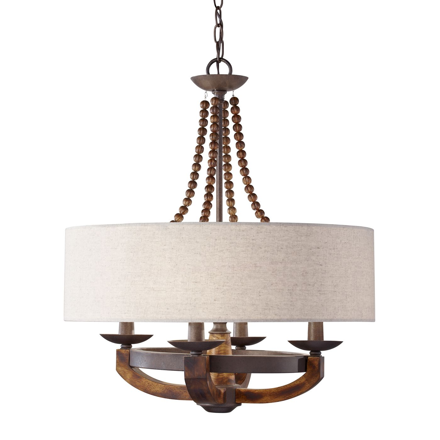 Shop feiss f27524ribwd adan 4 light chandelier at atg stores shop feiss f27524ribwd adan 4 light chandelier at atg stores arubaitofo Images