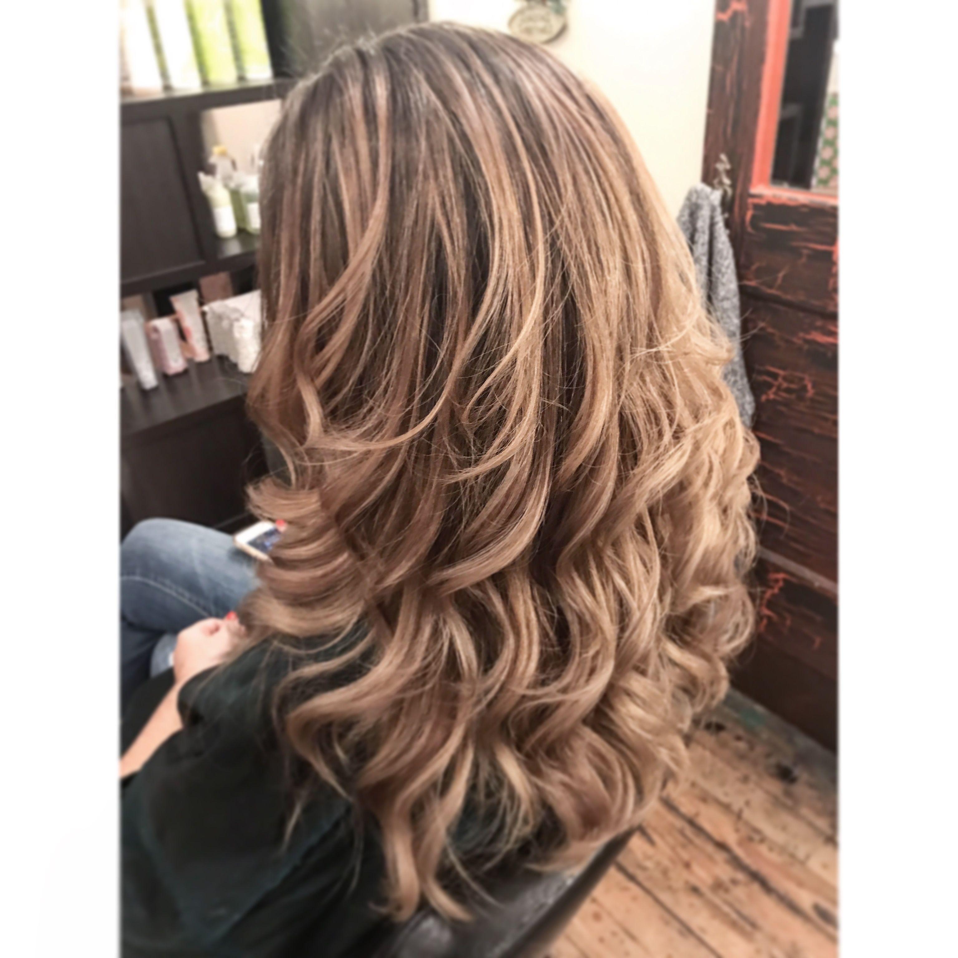 Ombre Hair Technique Maison Design Apsip