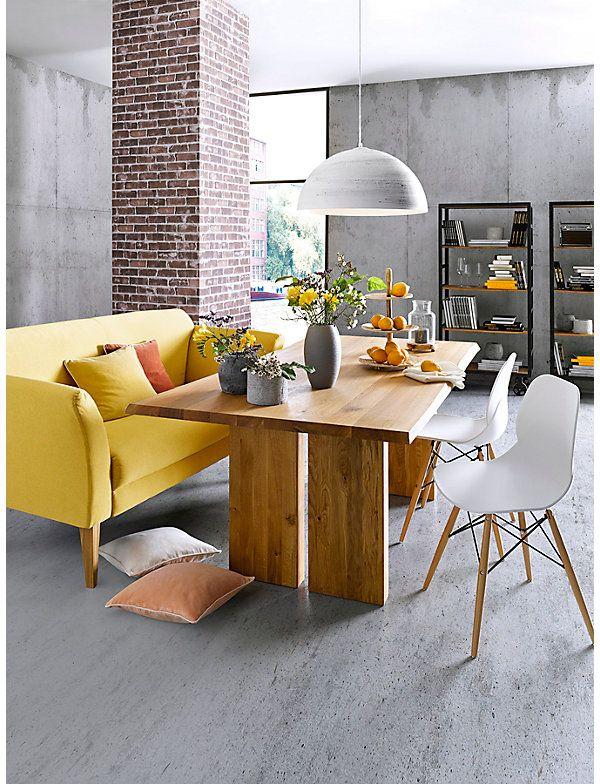 Speisesofa Pendelleuchte Esstisch Stuhl Regal Bei Heinede