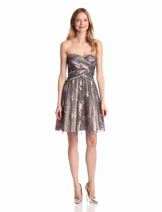 760d95aa347 Lauren - Amazon.com: Hailey by Adrianna Papell Women's Dresses Glitter  Party Dress: Clothing