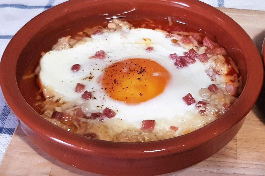 Huevos Al Plato Fácil Sencillo Y Rapido Yo Yo Misma Y Mis Cosas Huevos Al Plato Recetas Fáciles Huevos