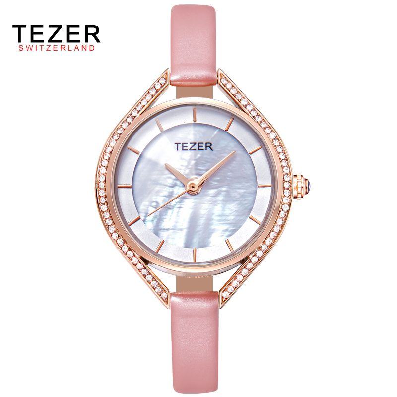 $25.25 (Buy here: https://alitems.com/g/1e8d114494ebda23ff8b16525dc3e8/?i=5&ulp=https%3A%2F%2Fwww.aliexpress.com%2Fitem%2FTezer-Design-Luxury-Business-Silver-Watch-Women-Watches-Casual-Minimalist-Wrist-Watches-Leather-Strap-Women-S%2F32659674906.html ) Tezer Design Luxury Business Silver Watch Women Watches Casual Minimalist Wrist Watches Leather Strap Women'S Dress Watch Ab1701 for just $25.25