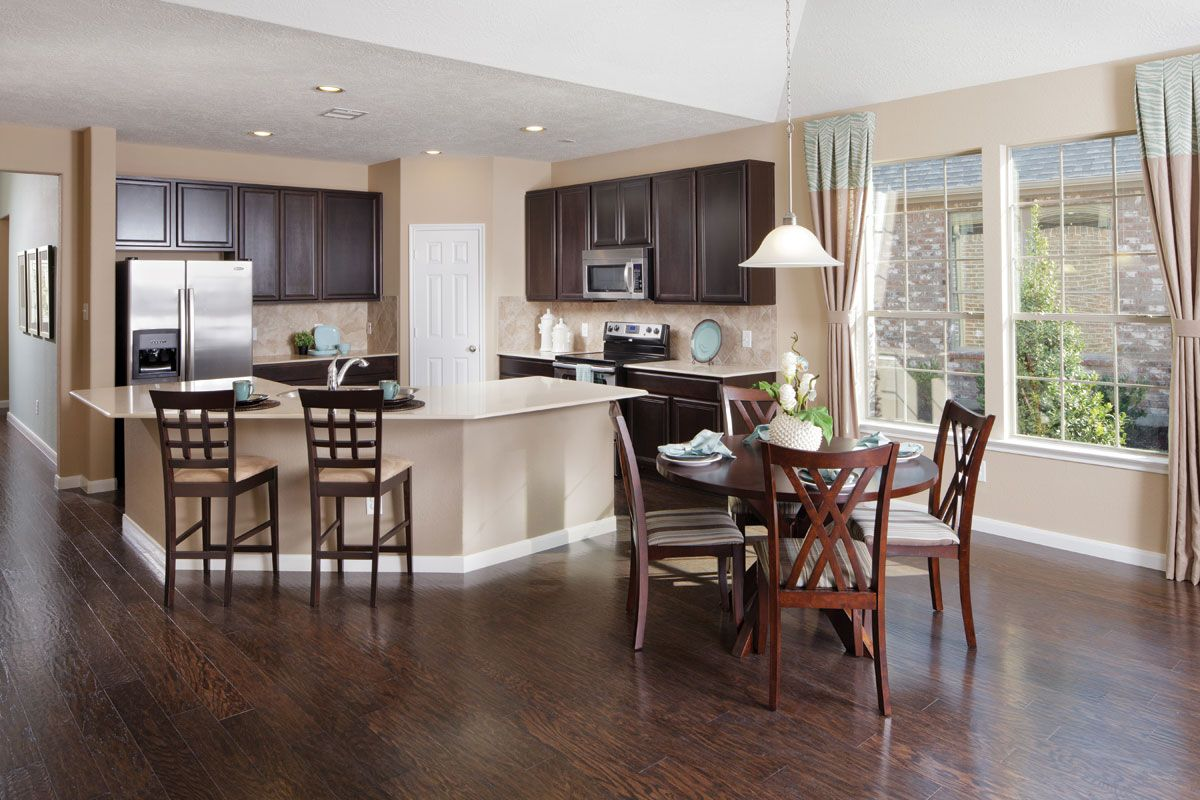 Willow Springs Forest Landing A Kb Home Community In Houston Tx