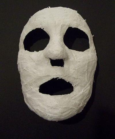 Como Hacer Una Mascara Con Yeso Como Hacer Mascaras