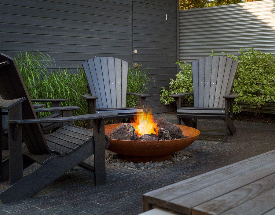 Bracieri da giardino di design ecco 20 modelli pratici ed eleganti bench and villas - Rubinetti da giardino di design ...