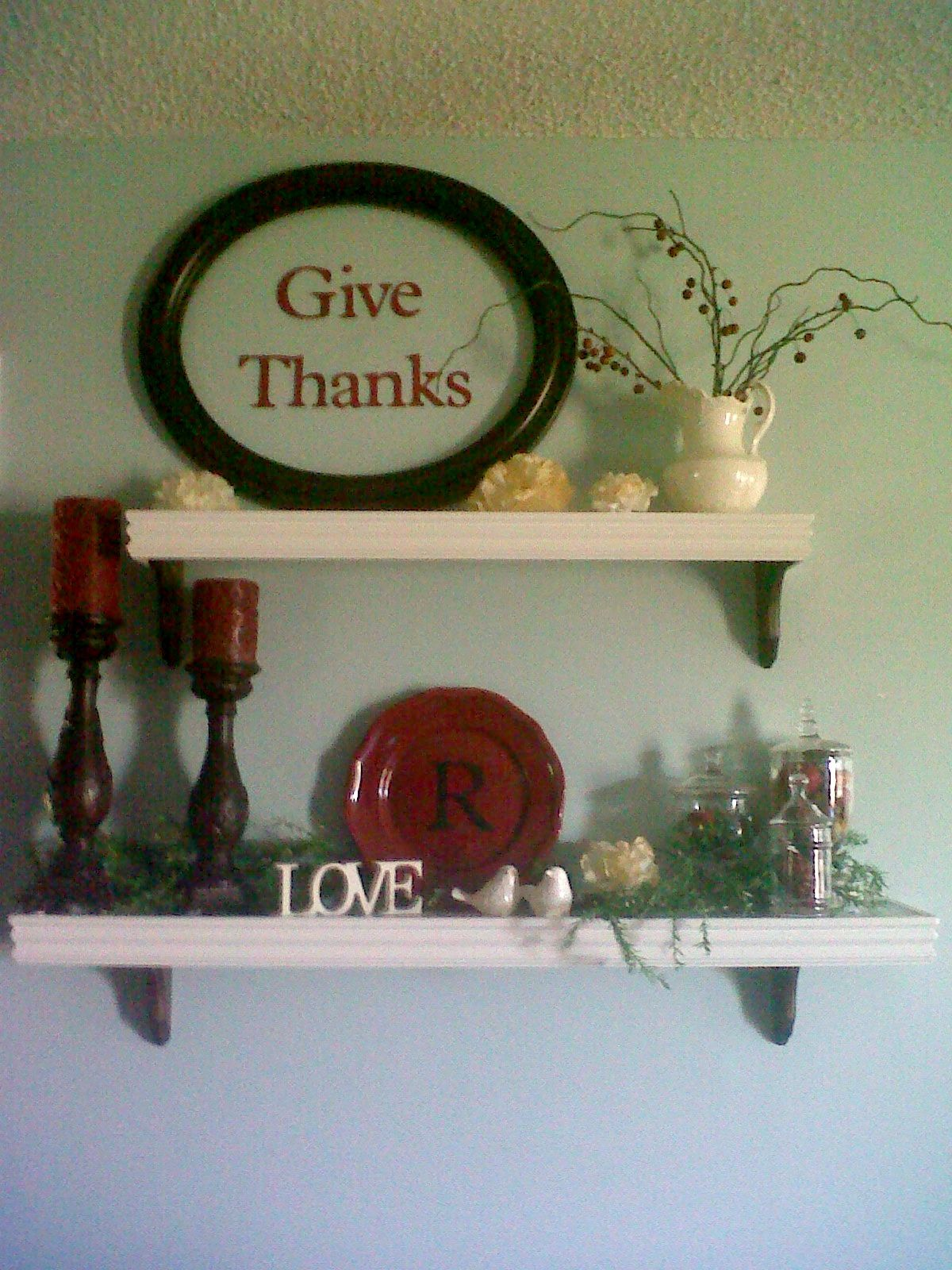 interior design shelves - 1000+ images about Bistro Shelves Ideas on Pinterest French ...