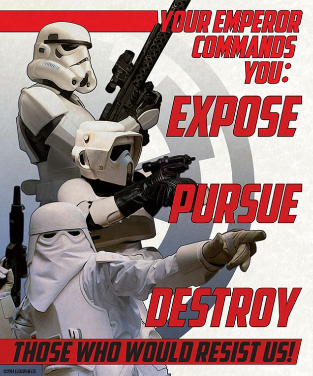how to join the empire star wars