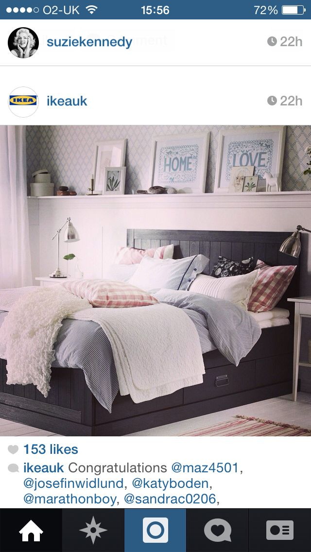 FJELL bedroom IKEA | New Bedroom Set | Pinterest | Schlafzimmer ...