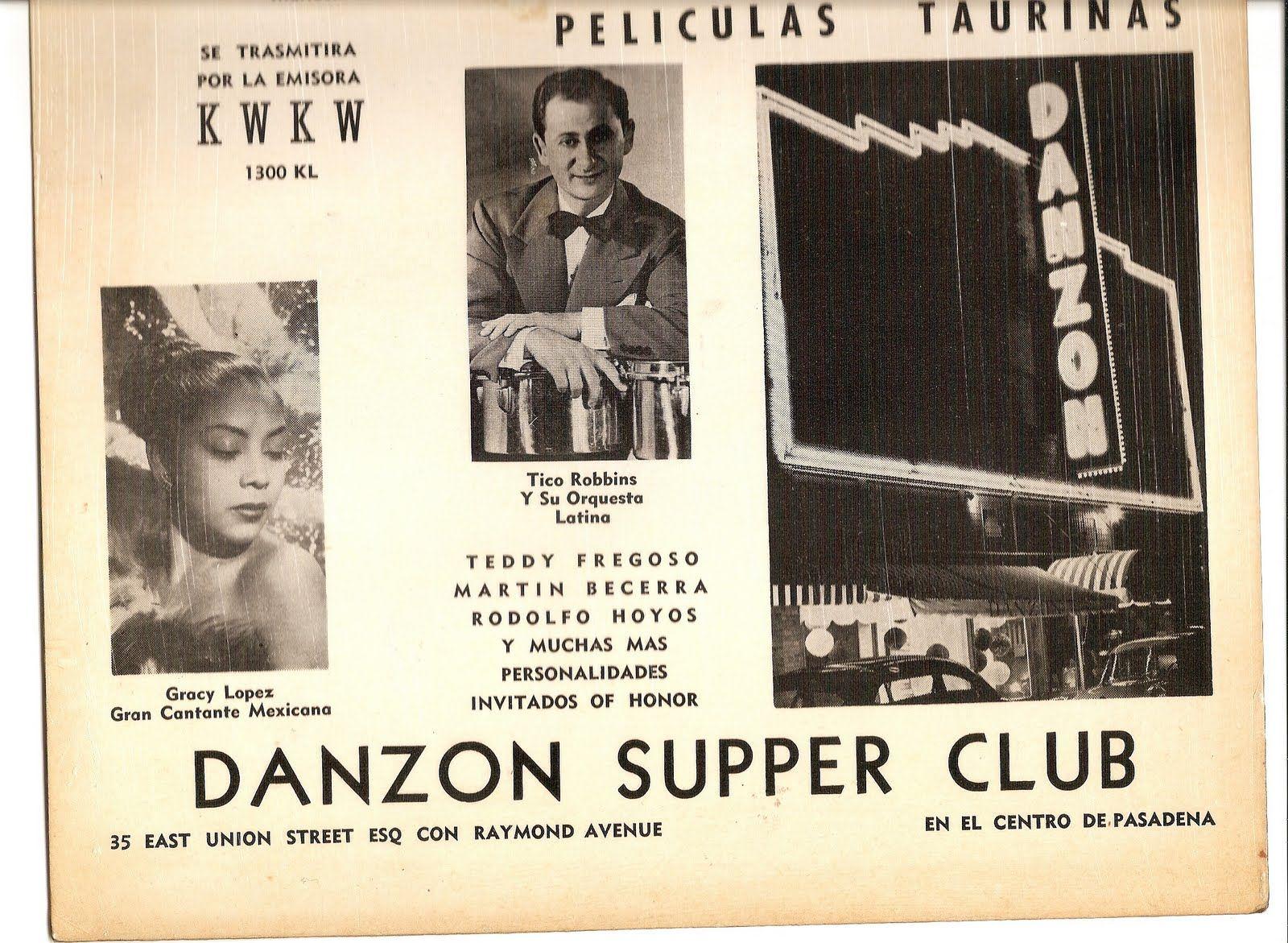Latinos in Pasadena California dreaming, Vintage los