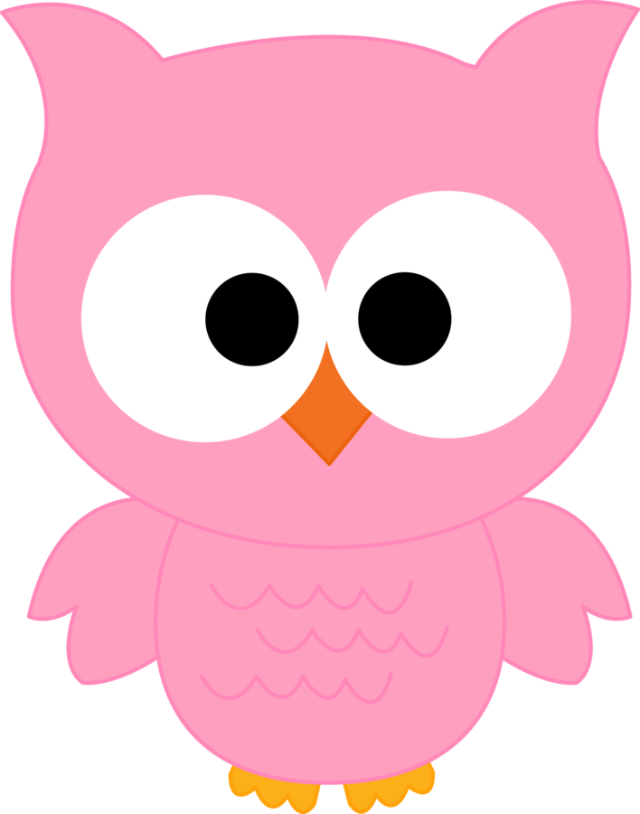 lots of owls clipart 12 printables pinterest owl clip art and rh pinterest com Girly Owl Clip Art pink baby owl clipart