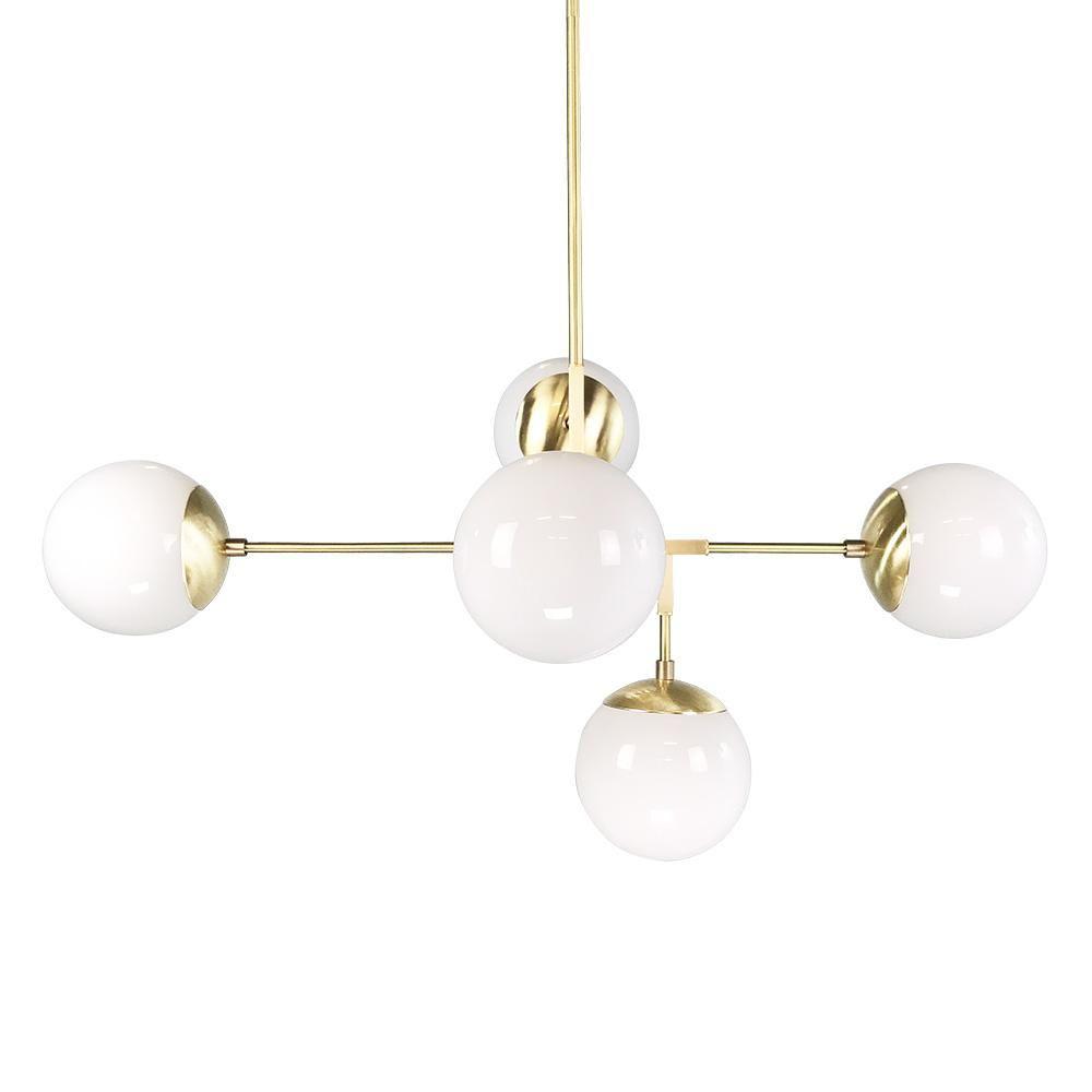 Prisma Chandelier 35 Lighting Globe Chandelier