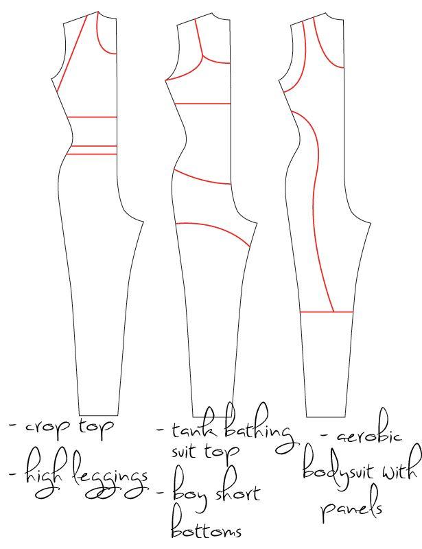 Introducing our Newest Sloper: The Bodysuit Sloper   DIY fabric ...