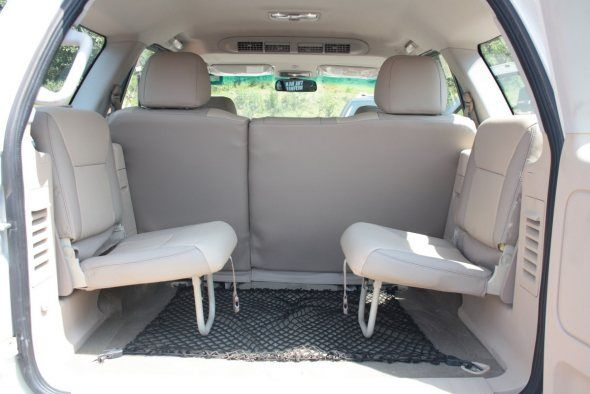 Aftermarket 3rd Row Seats Storme Rear Seat And Third Row Space