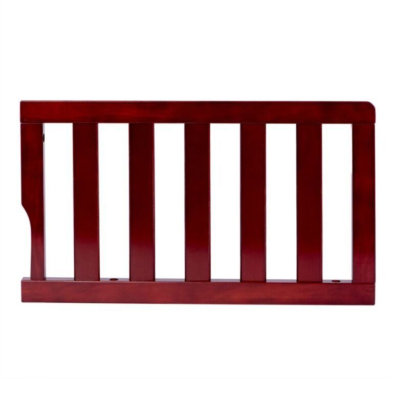 Espresso Toddler Bed Guardrail Dream On Me Convertible Crib Bed Rails For Toddlers Cribs