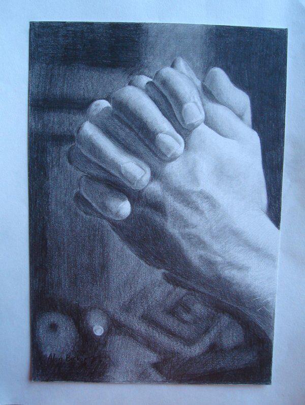 Praying by alanbecker on @DeviantArt