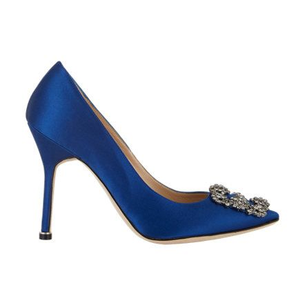 67c19b27038 Manolo Blahnik Hangisi Pumps at Barneys.com My new favorite pair of shoes I  own.