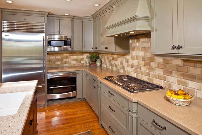 Home Designer Style Kitchen on traditional italian kitchen, lattice on ceiling kitchen, italian country kitchen, house decorations for kitchen, decorating on top shelf in kitchen,