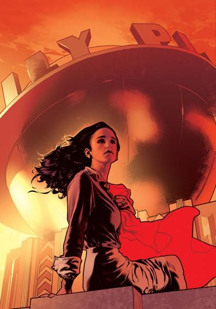 Lois Lane by Adam Hughes