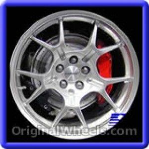 Ford Gt 2005 Wheels Rims Hollander 3567 Fordgt Ford Gt 2005