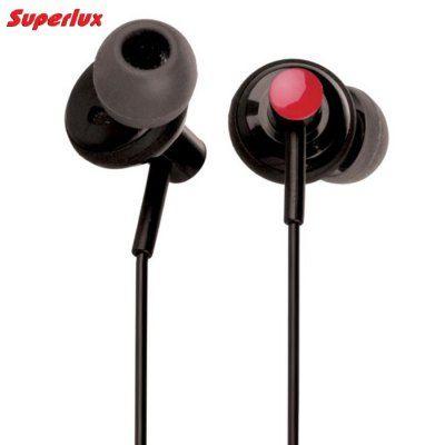 [GearBest] Fone de ouvido intra-auricular Superlux HD381 | R$ 38.15