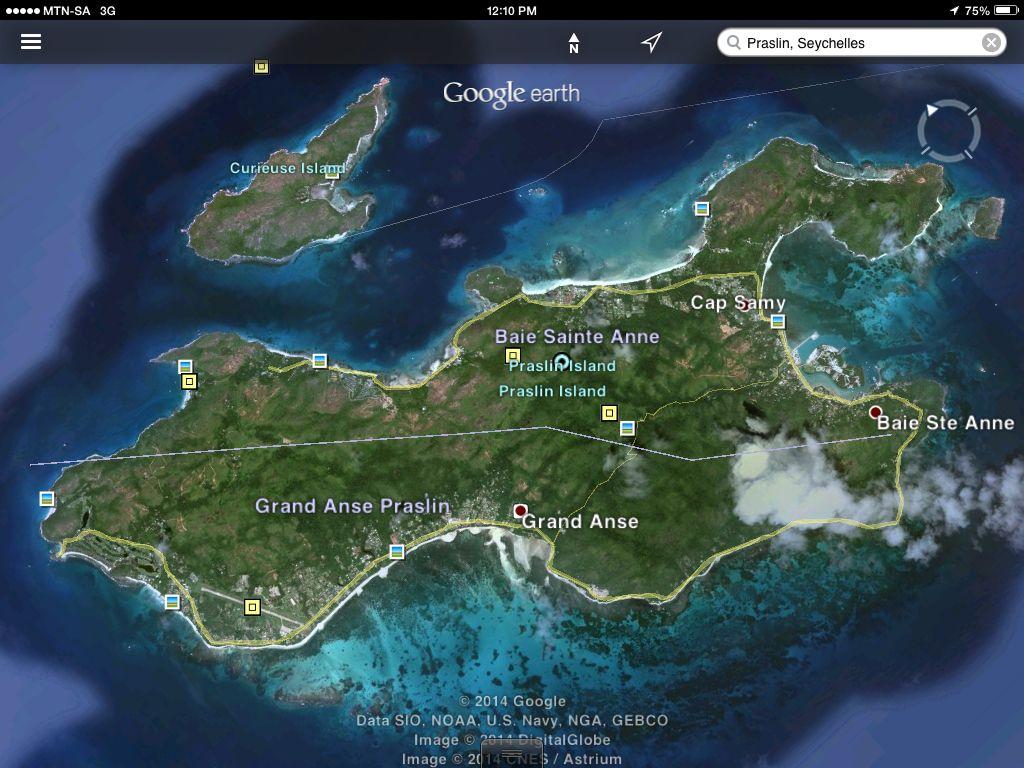Praslin in Seychelles Oceans Pinterest In and Seychelles