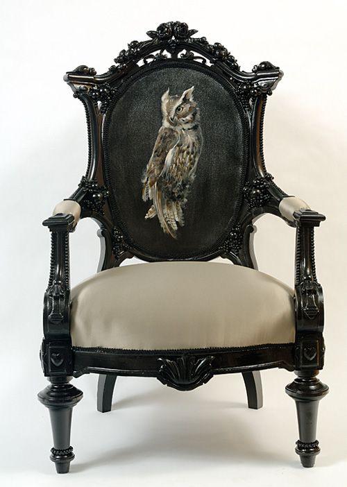 A Chair Affair Tony Pinchuck Nicola Henshaw Wild Wings
