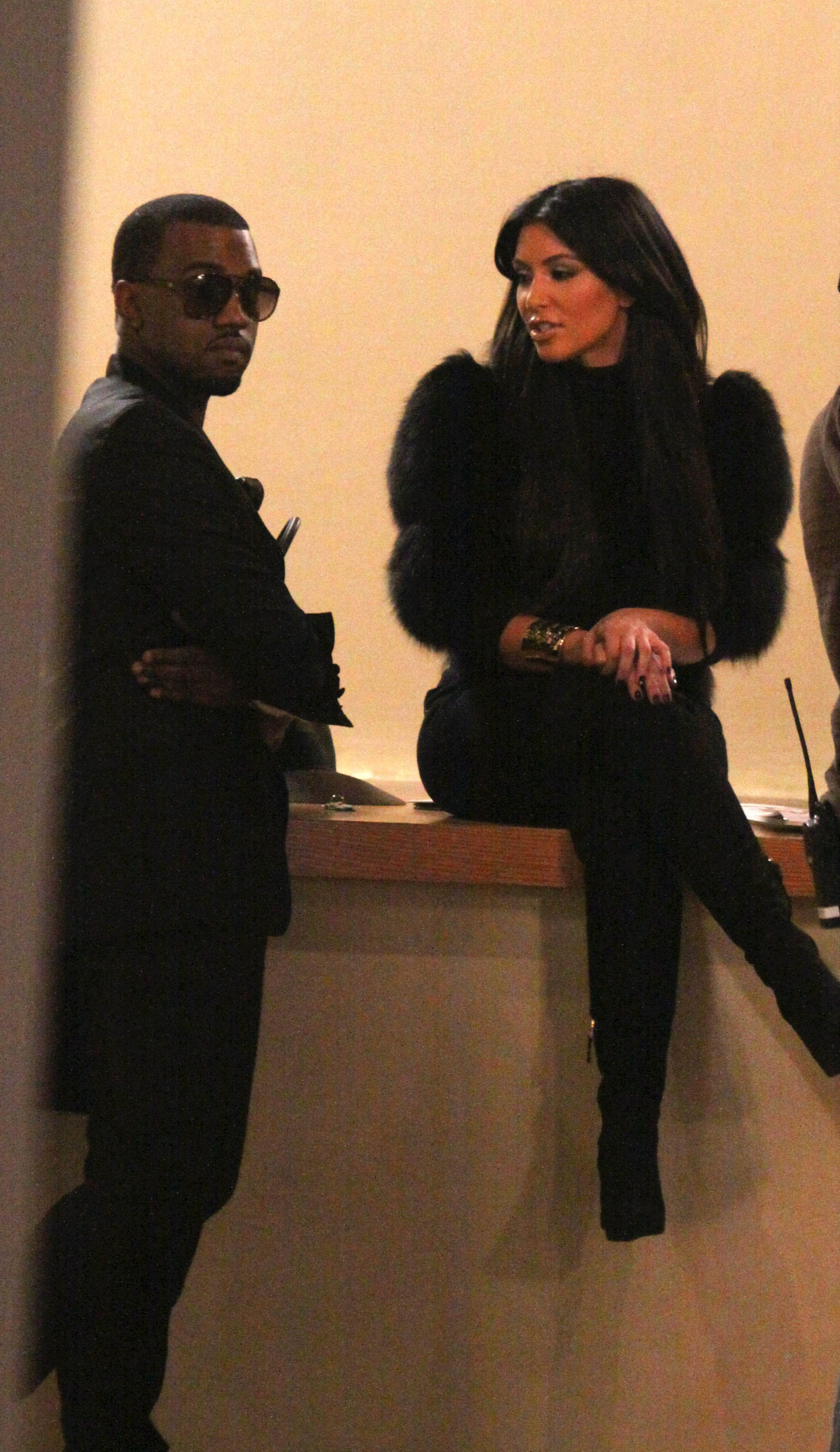 Kanye West Kim Kardashian Are Officially Dating Details Kim And Kanye Kanye West And Kim Kim Kardashian Kanye West