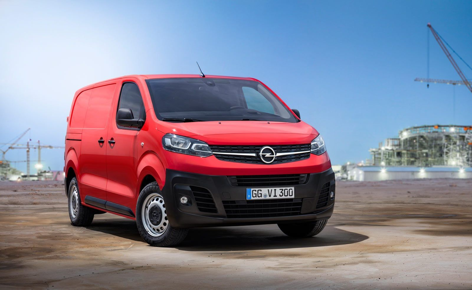 2020 Opel Vivaro Review New Interior Opel, Car pictures