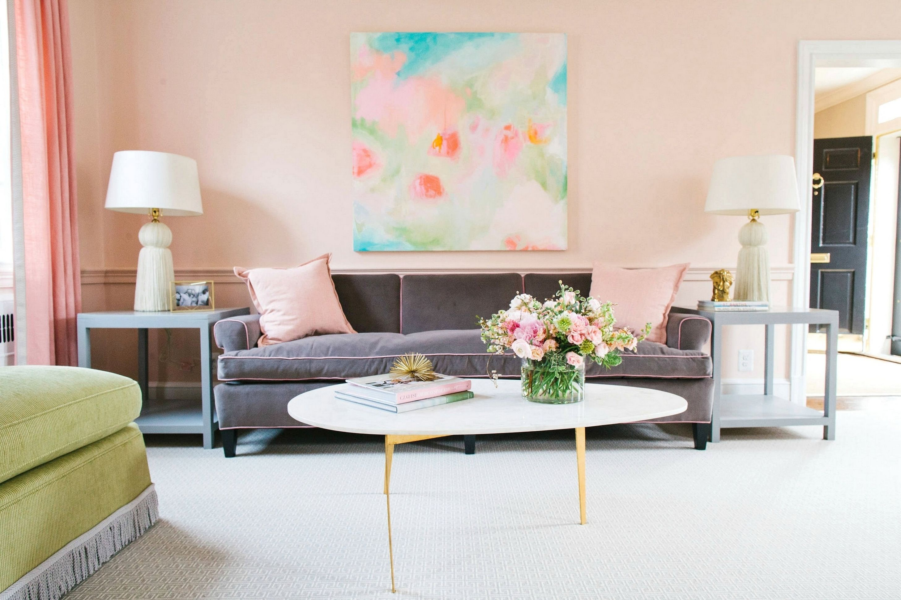 2017 Color Trends And Inspiration For Interior Design Modern And Minimalist Living Room Color Chic Living Room Design Pastel Home Decor