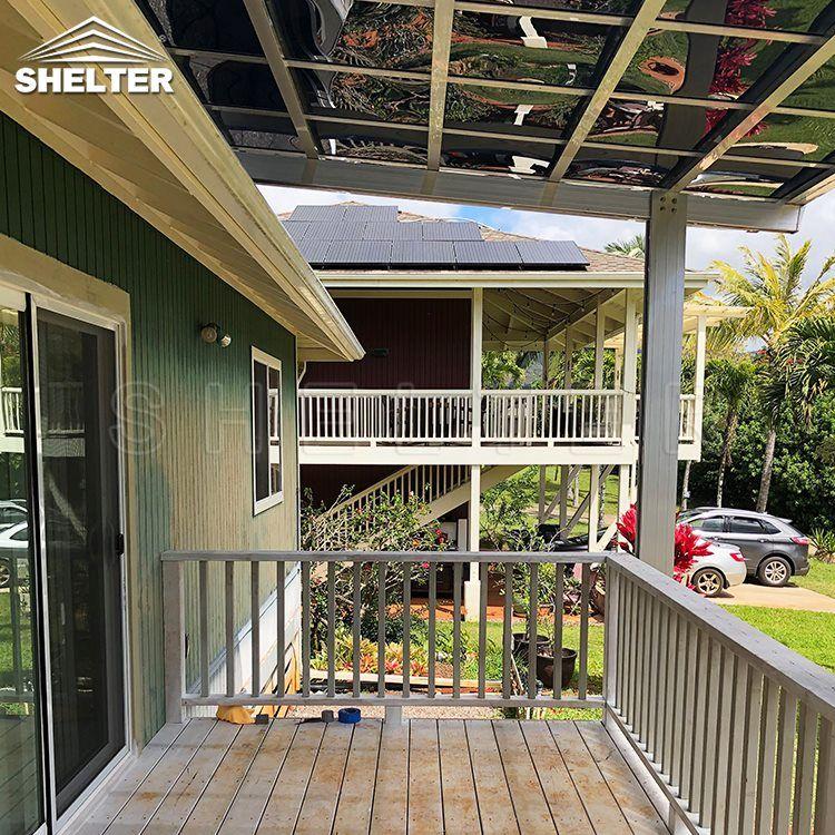 Retractable Sun Room in 2020 Outdoor shade, Terrace