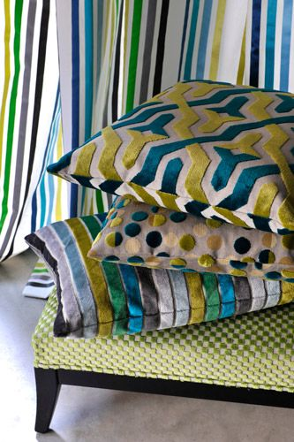 Pierre frey french furnishing fabrics interior fabrics - Tissus d ameublement pierre frey ...
