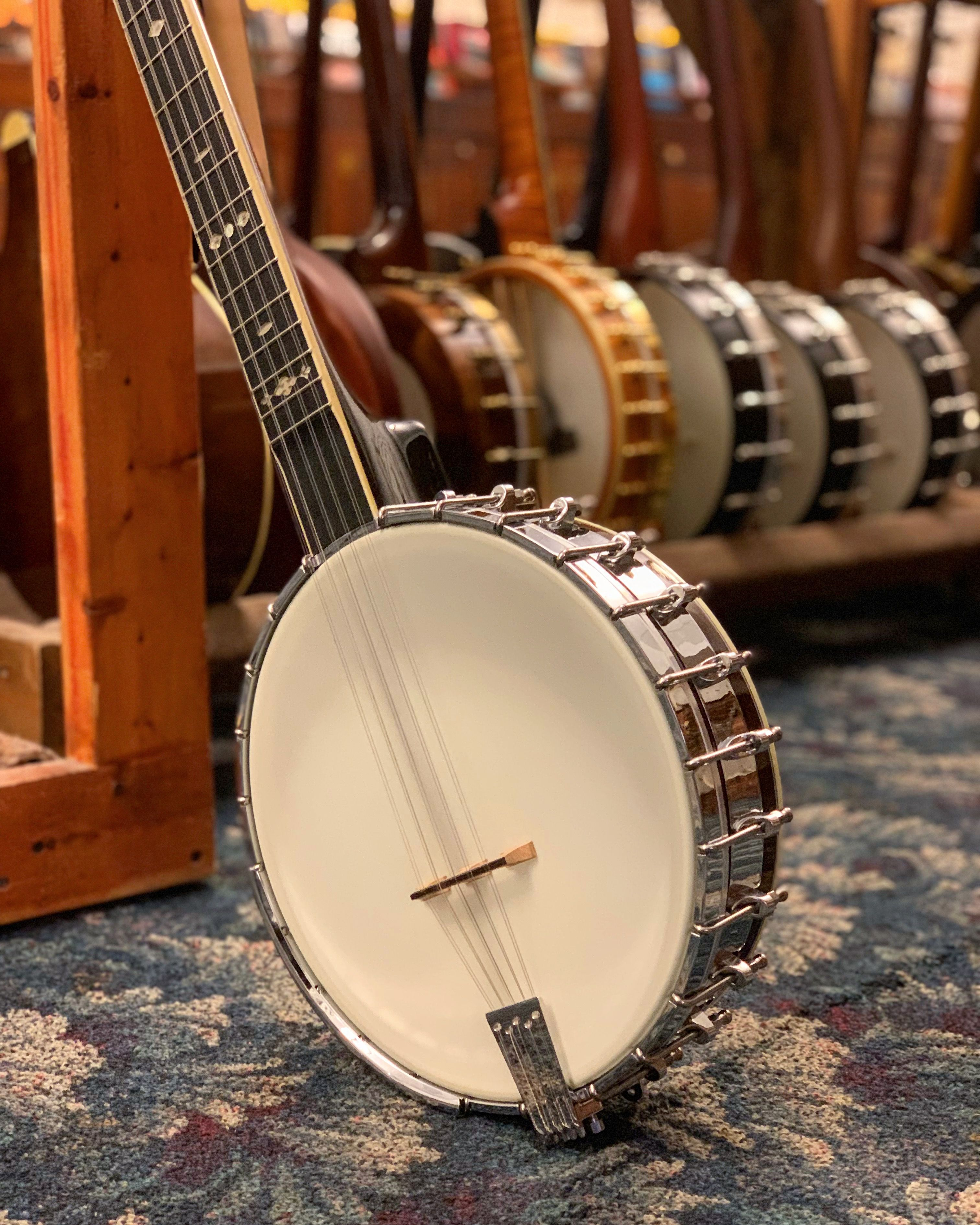 Ready to explore some new banjo tones? This Gold Tone OT-10